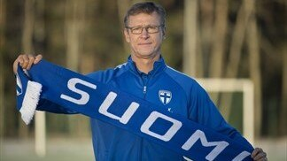Kanerva replaces Backe at Finland helm