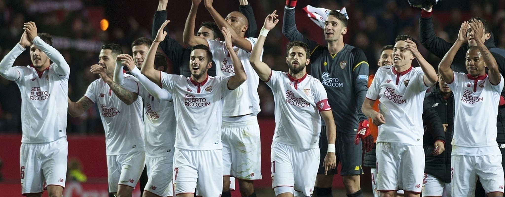 Sevilla halt Madrid's run, City and Juventus lose