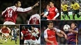 The story of Arsenal's 16 previous knockout rounds
