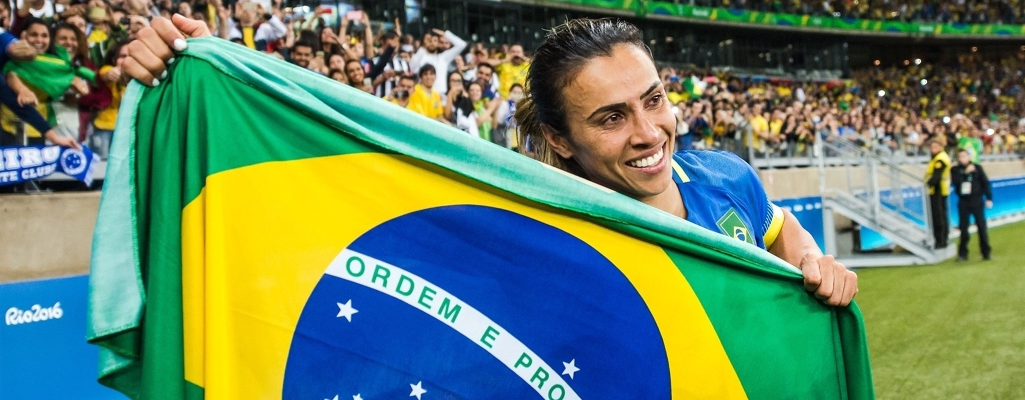 How brilliant is Rosengård's Brazilian star Marta?