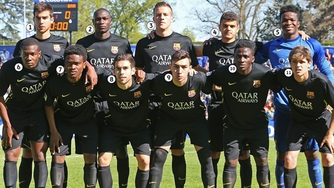 Where are Barcelona's Youth League winners now?