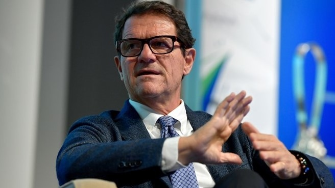 Capello: the UEFA Youth League improves players