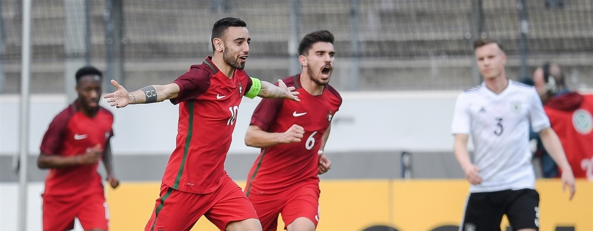 U21 EURO finalists' friendly results: Portugal beat Germany