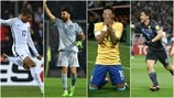 How have they fared? #UCL stars in international action