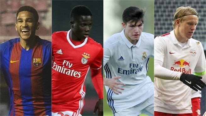 Your guide to the 2017 UEFA Youth League finals