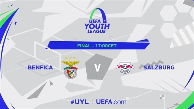 Where to watch the UEFA Youth League final