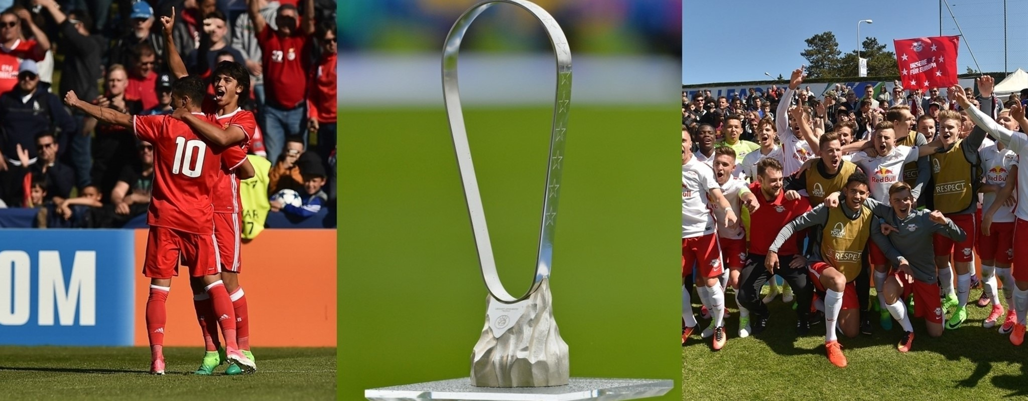Youth League final preview: Benfica v Salzburg