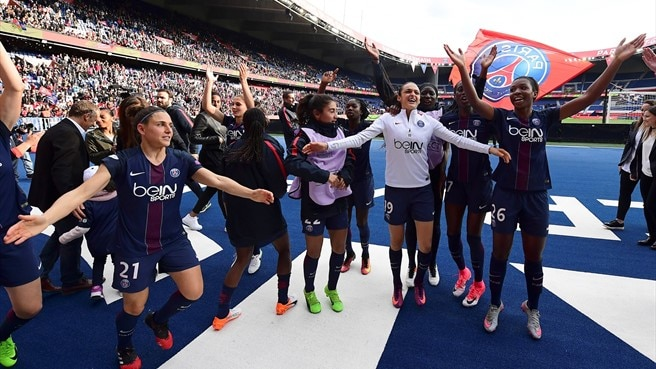 Paris beat Barcelona to reach Cardiff final