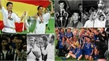Past European successes for Juventus and Real Madrid