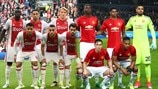 Ajax v Manchester United: Two European giants collide