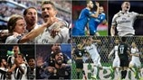 Juventus v Real Madrid - the 24 steps to the final