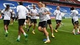 Lyon training