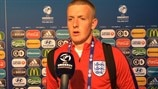 Penalty hero Pickford on England draw