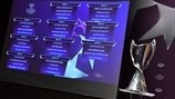 Women's Champions League qualifying round draw