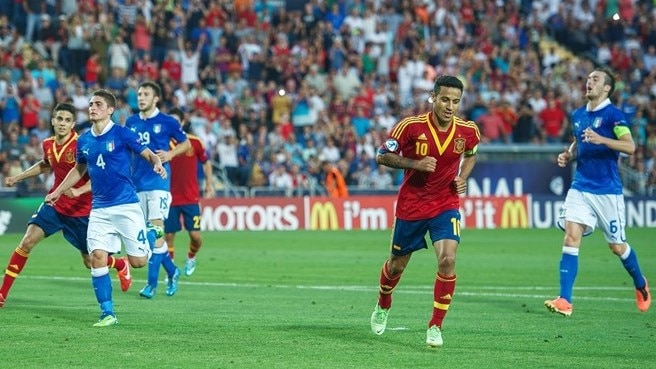 Spain v Italy facts and stats