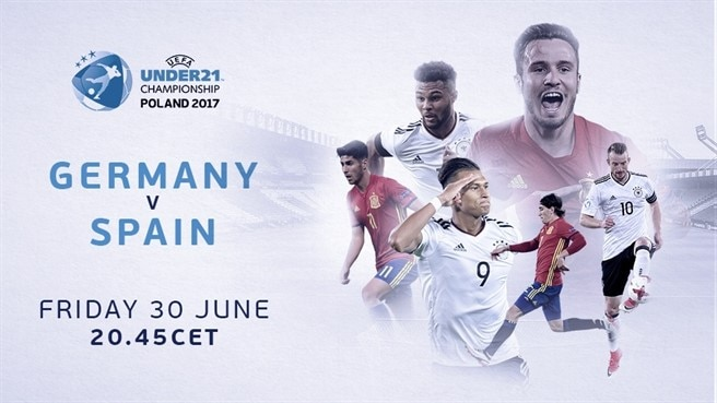 Germany v Spain: U21 EURO final preview