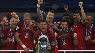 One year to the day: Portugal win EURO 2016