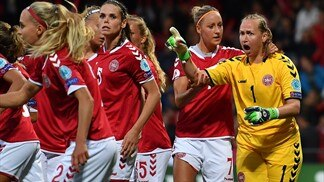 Women's EURO: every fixture and result