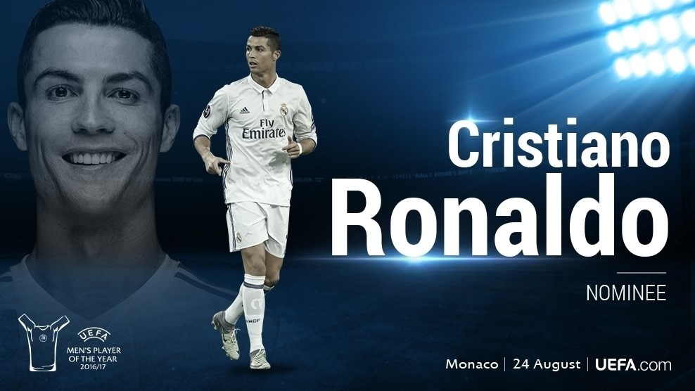 Men's Player of the Year: the case for Ronaldo | UEFA Champions League | UEFA.com