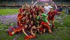 Spain win Women's U19 title: the full story