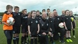 2017 UEFA Grassroots Awards, Best Club: St Oliver Plunkett (Northern Ireland)