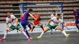 UEFA Futsal Cup elite round guide