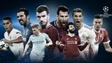 Know your opponents: Champions League quarter-finals