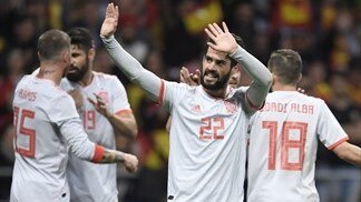 World Cup contenders: March friendlies