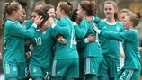 Women's Under-17 EURO elite round report