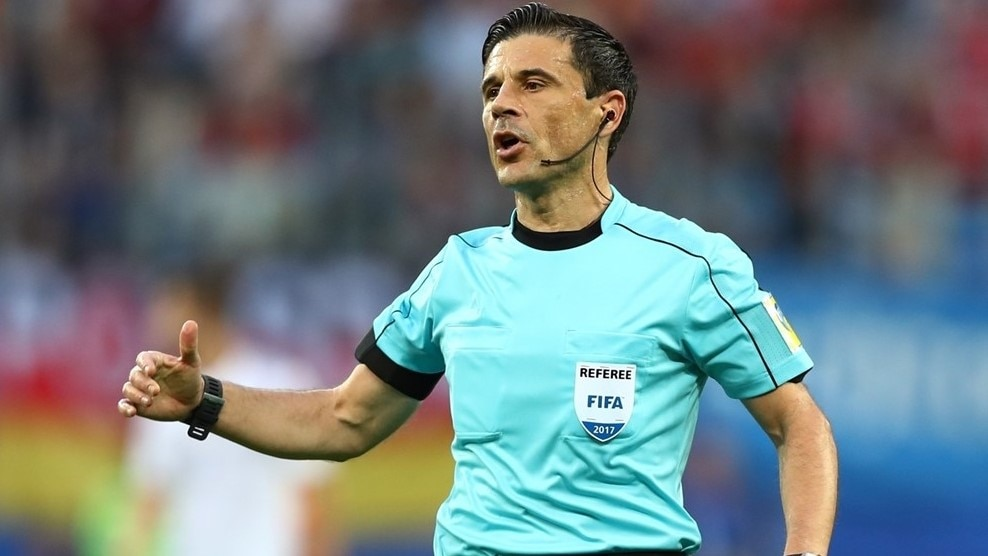 UEFA News: Milorad Mažić To Referee Champions League Final