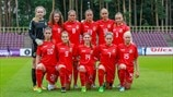Lithuania Women's Under-17 team