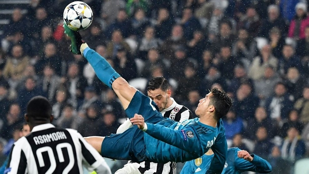 Cristiano Ronaldo Wins Uefa Com Goal Of The Season Vote
