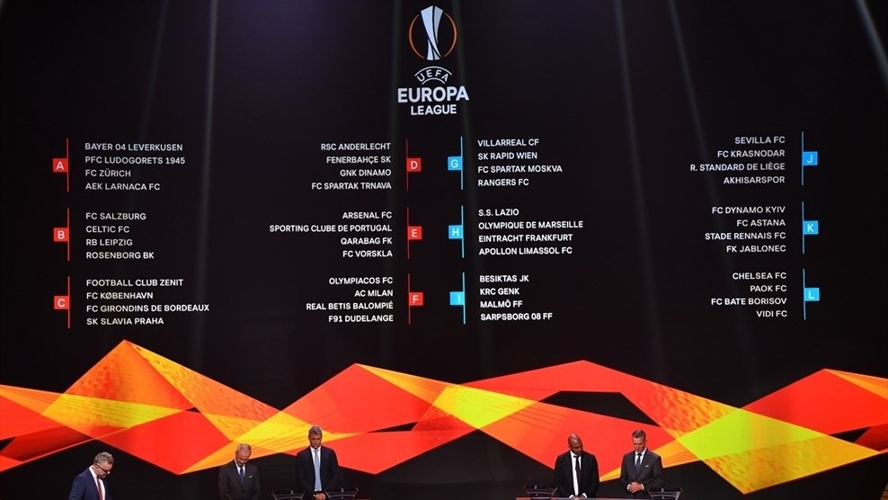 Europa League 2019 Detail: Arsenal, Qarabağ E Vorskla No Caminho Do Sporting