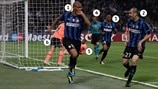 Maicon snap shot (Internazionale)