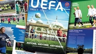 UEFA Direct: what's happening in European football
