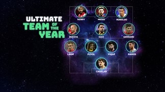 Ultimate Team of the Year: the all-time XI