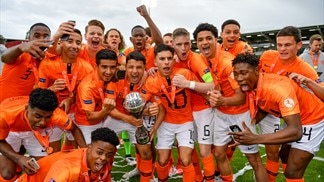 Netherlands retain #U17EURO title: at a glance