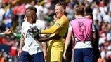England beat Switzerland on penalties in Nations League match for third place