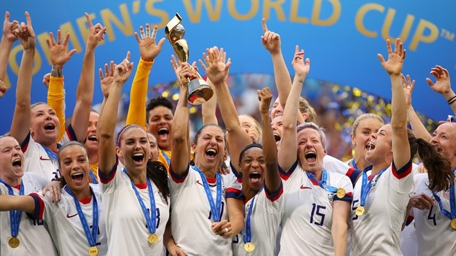 US beat Netherlands in Women's World Cup final