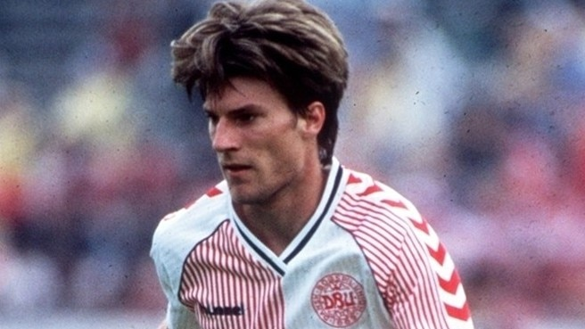 Laudrup's poetry made him greatest Dane