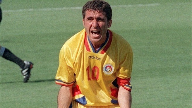 Hagi at the heart of golden era