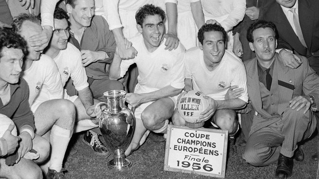 1955/56: Madrid claim first crown