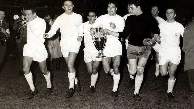 1959/60: Dazzling Madrid crush Frankfurt