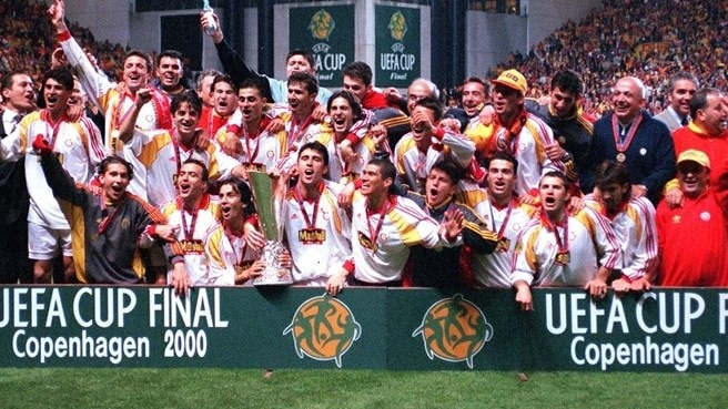 1999/2000: Galatasaray the pride of Turkey