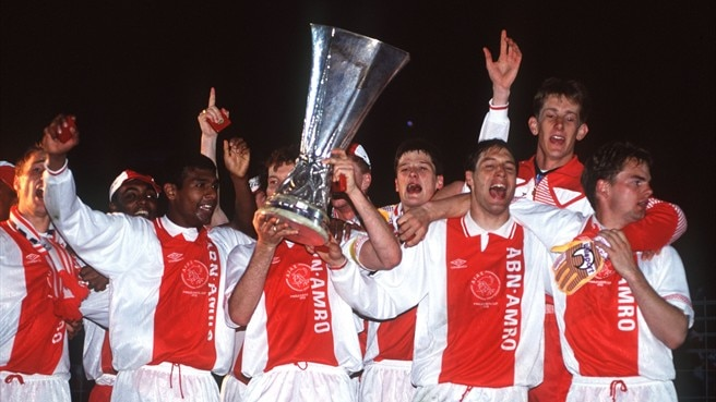 1991/92: Ajax complete clean sweep