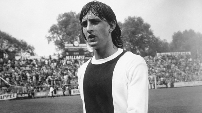Cruyff, the people's player