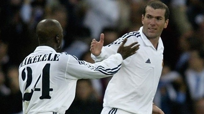 2001/02: Zidane strikes gold for Madrid