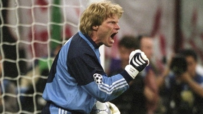 2000/01: Kahn saves day for Bayern