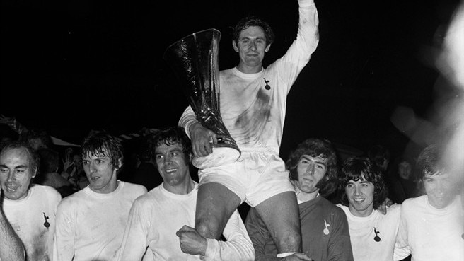 1971/72: Spurs keep Wolves at bay