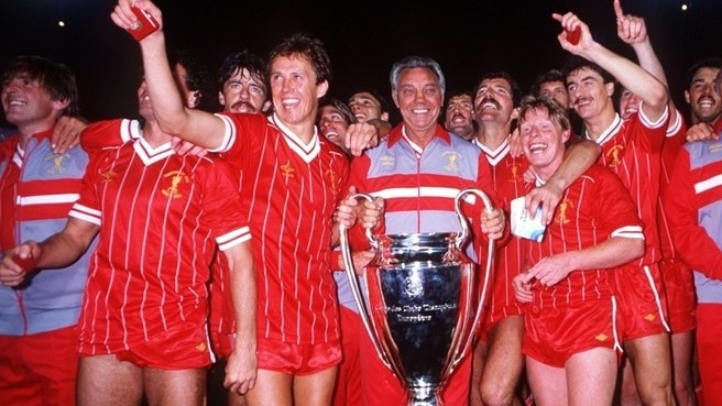 1983/84: Kennedy spot on for Liverpool